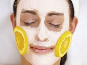 maschera per il viso antiacne