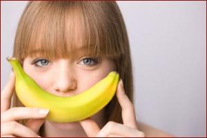 maschera banana