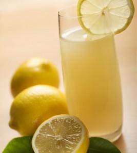 acqua con limone