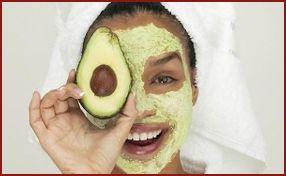 avocado maschera