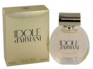 Profumo Idole d'armani, ingredienti e fragranza