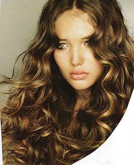 capelli effetto onda