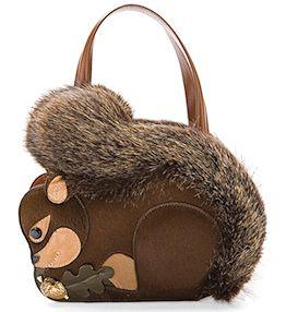 borsa scoiattolo