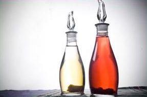 aceto aromatizzato