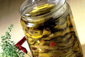 Conserve fatte in casa: Melanzane sott'olio