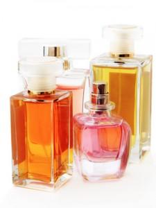 profumi bottiglie