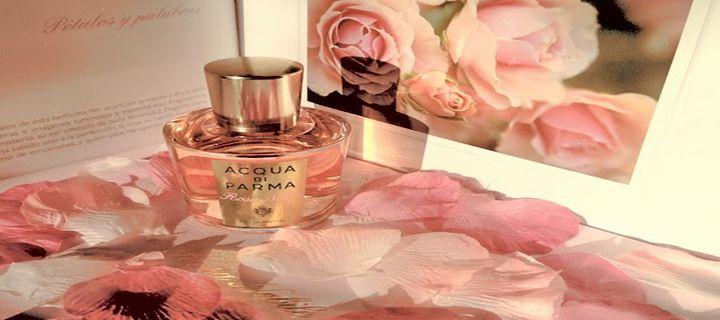 acqua d iparma rosa profumo