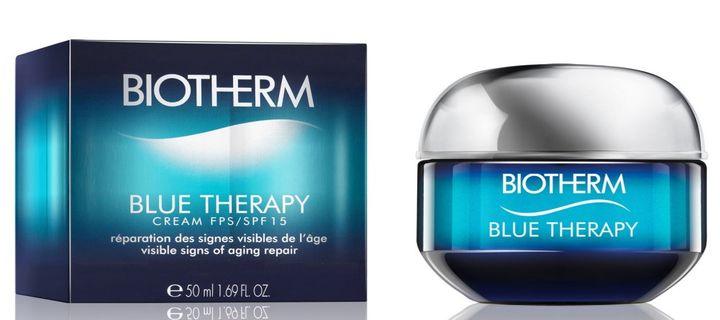 blue therapy crema