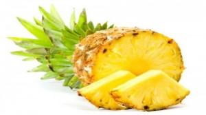 Perdere peso con l'ananas