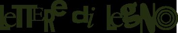 logo lettere