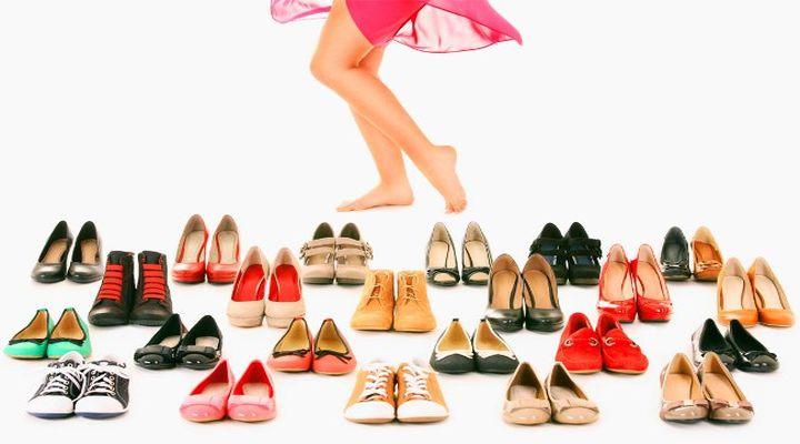 tante scarpe