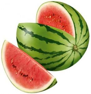 Dieta dell'anguria