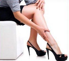 Rimedi e consigli  per gambe gonfie e pesanti