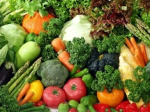 Tempi di cotture verdure