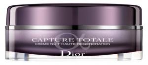 Dior Capture Totale creme de nuit haute regeneration