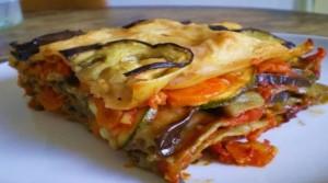 Lasagne alle verdure: ricetta tradizionale
